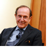 Photo: Fireside chat with Mort Zuckerman