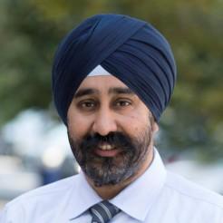 Mayor Ravi Bhalla