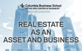 Real Estate as an Asset and a Business