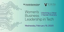 Women's Business Leadership in Tech